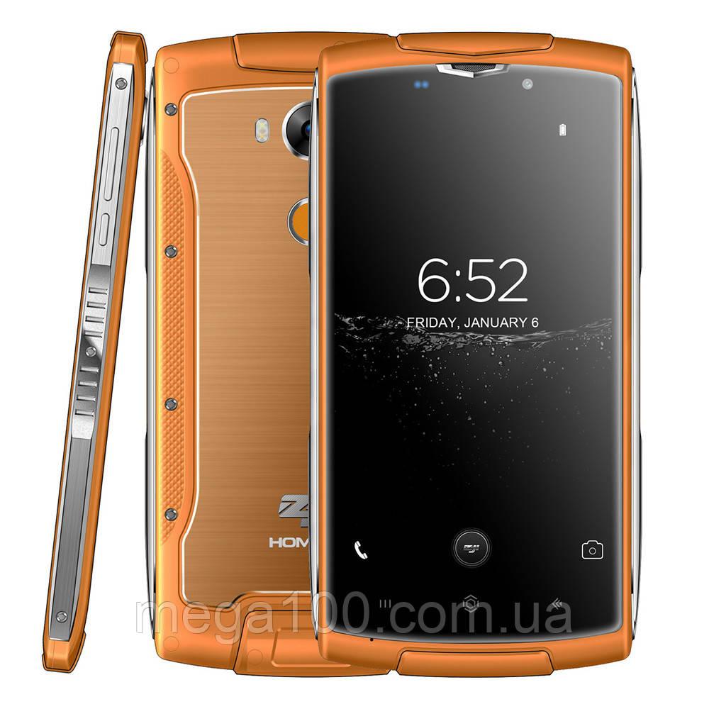"""Смартфон противоударный HOMTOM ZOJI Z7 (IP68, экран 5"""", памяти 2/16, экран 5 дюймов)"""