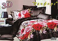 Комплект постельного белья Тет-А-Тет полуторный 596 ранфорс