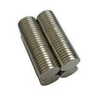 Неодимовый магнит D20 H8 мм