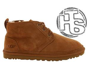 Мужские ботинки реплика UGG Neumel Suede Boots Chestnut 3236