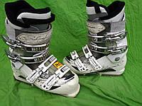 Гірськолижні черевики  Salomox divine 24.5 см