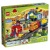 Конструктор LEGO DUPLO Большой поезд  Deluxe Train Set 10508