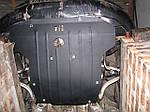 Защита двигателя и КПП Skoda Superb (2001-2008) механика все бензиновые до 2.0, 2.0 D