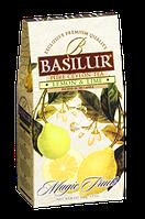 """Чай черный Basilur Magic Fruits """"Лимон и лайм"""" картон"""