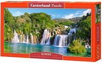 Пазл Водопад в Хорватии 4000 эл 400133