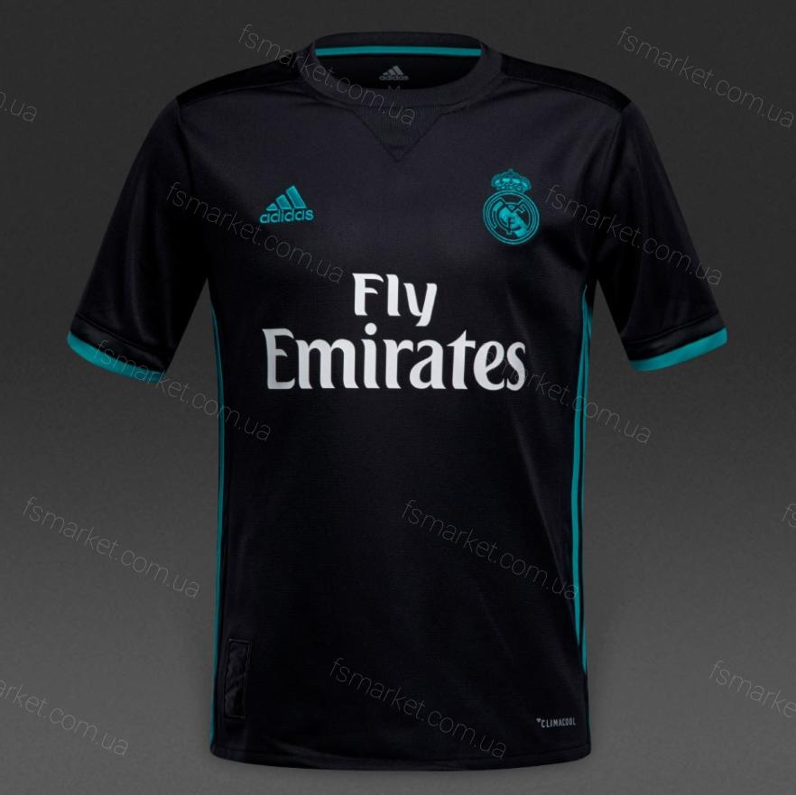 4441fa94f0c8 Футбольная форма ФК Реал Мадрид Выеэдная 17 18 Супер качество ...