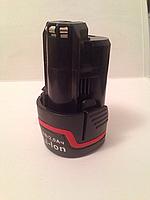 Аккумулятор для шуруповерта 12В, 1.5A Li-on
