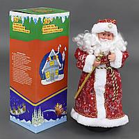 Игрушка Дед Мороз под елку 48 см музыкальный 107699b8103d6