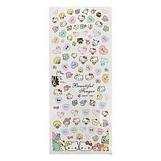 Salon Nails Наклейки водные Hello Kitty - HOT 105