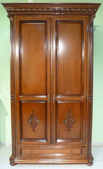 Шкаф 2 - ух двер. Venetia Lux