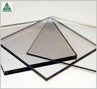 Поликарбонат литой прозрачный Plexicarb 1UV
