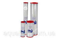 Картридж многократного использования для горячей воды из гофрированного полиэстера,тип Big Blue, FCHOT3-10BB