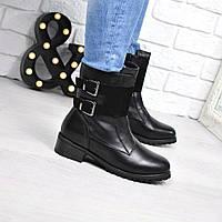 Ботинки женские Tenesi Зима 3833, женская обувь