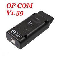 Сканер диагностики авто для Opel модель OP-COM V1.59 OBD2. Высокое качество. Интернет магазин. Код: КДН2534