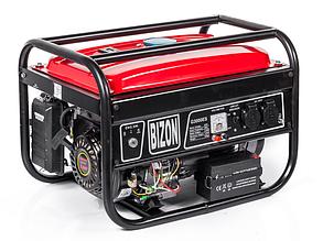 Бензиновый генератор с эл.стартером BIZON G3000ES (2.5-2.8кВт 100% медь)