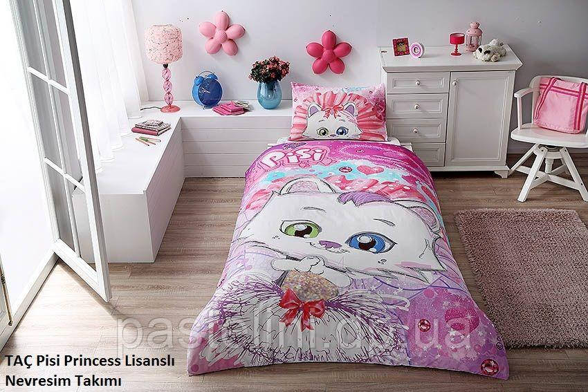 TAC Disney Pisi  Princess (Писи Принцес) детское постельное бельё