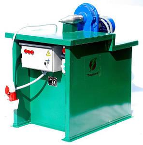 Винтовой дровокол электрический (мотор-редуктор) 2,2кВт, 220-380В, фото 2