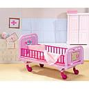 Кроватка для куклы Беби Борн больничная интерактивная Baby Born Zapf Creation 820247, фото 3
