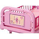 Кроватка для куклы Беби Борн больничная интерактивная Baby Born Zapf Creation 820247, фото 4