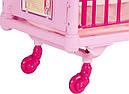 Кроватка для куклы Беби Борн больничная интерактивная Baby Born Zapf Creation 820247, фото 5