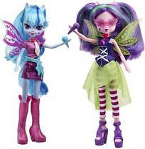 Набор кукол Ариа Блейз и Соната Дак  My Little Pony Sonata Dusk Aria Hasbro A9223