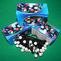 Гирлянда светодиодная Шарики L40 мульти шарики новогодние декоративные гирлянды светодиодные лед