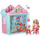 Кукла Барби сестры кукольный домик для Челси с лифтом Barbie, фото 2