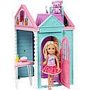 Кукла Барби сестры кукольный домик для Челси с лифтом Barbie, фото 5