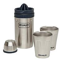 Набор посуды Stanley Adventure Happy Hour System: шейкер 0.59 л и 2 чашки 0.21 л