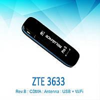 ZTE 3633 - USB 3G модем с USB для Интертелеком Rev.B