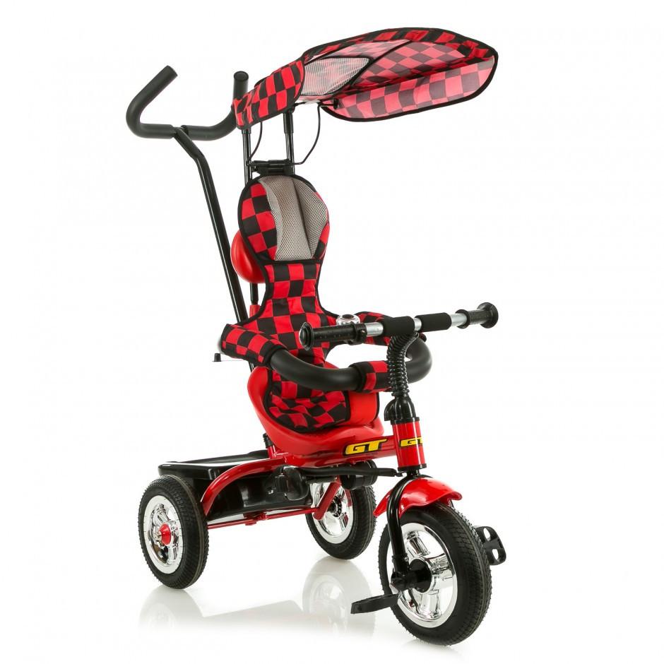 Трехколесный велосипед X-Rider GT Mini Trike с надувными колесами