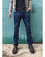 Мужские классические джинсы ATTREND 8014