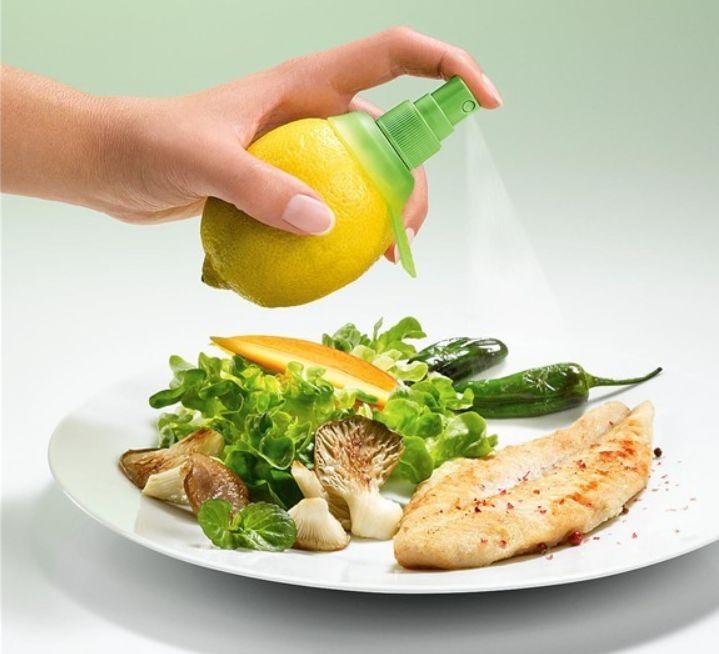 Спрей для цитрусовых или распылитель сока
