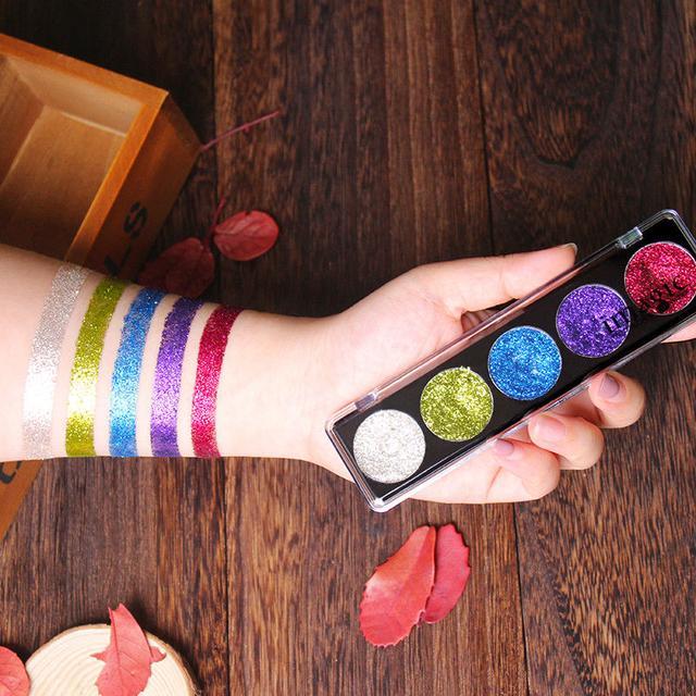 Палетка глиттеров Imagic Professional Cosmetics №3