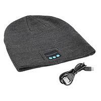 Шапка с Bluetooth наушниками Bluetooth Music Hat, фото 1