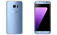 Смартфон Samsung G9350 Galaxy S7 EDGE Duos 4/32 gb Blue Coral  3600 мАч Qualcomm Snapdragon 820