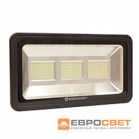 Прожектор LED ЕВРОСВЕТ  300W 27000lm 6400K IP65 EVRO LIGHT EV-300-01 SanAn