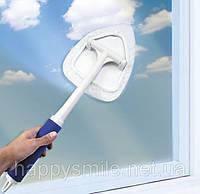 Мастер чистки стекол — универсальная щетка Glass Wizard