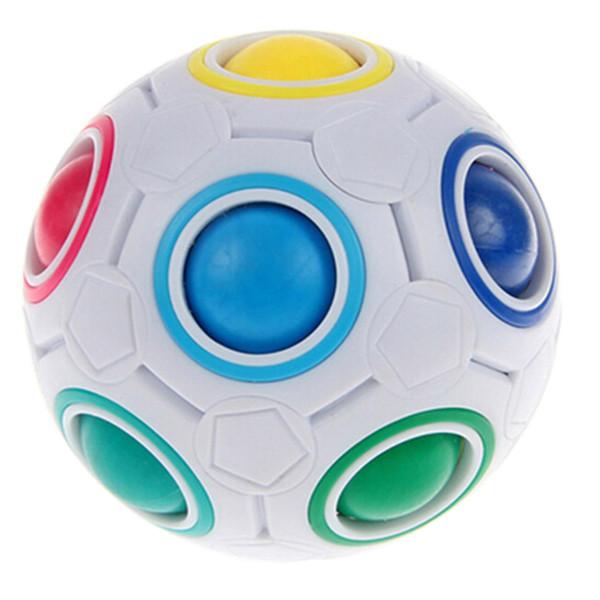 Головоломка Волшебный шар - Magic Rainbow Ball