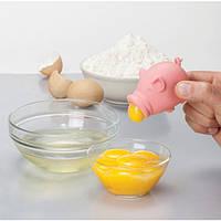 Прибор для отделения желтка YolkPig Peleg Design