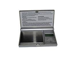 Компактные ювелирные весы с крышкой fs 100 г / 6255, функция тары, выбор меры веса, подсветка дисплея, 2*ааа