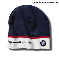 Вязаная шапка BMW Motorrad Motorsport Knitted Beanie Motorsport 45285779165fe