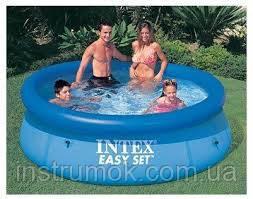 Бассейн надувной  INTEX 28112, круглый
