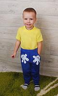Штаны для мальчиков( начес) разные расцветки, фото 1