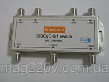 Дайсик DISEqC Win Quest 6/1