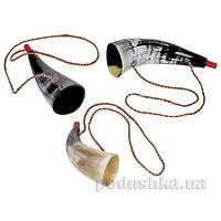 Музыкальный инструмент goki Рог Викинга маленький 15231G-2