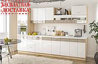 "Кухня ""Глобал"" 2,0 м. Дуб Сонома"