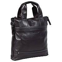 cc85efe19a22 Мужская кожаная сумка формата А4 вертикального типа Tofionno TF007715-221