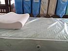 Матрас ортопедический недорогой на независимых пружинах ComFort Lux EMM 70x190 см, фото 4
