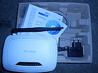 Wi-Fi роутер беспроводной, до 150Мб/с, 4-х портовый TP-Link TL-WR740N - в идеале!!!